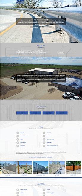 Ideal-Fencing-Corporation---Fencing---Guardrail---Gates---Fabrication Crested Butte Web Designer