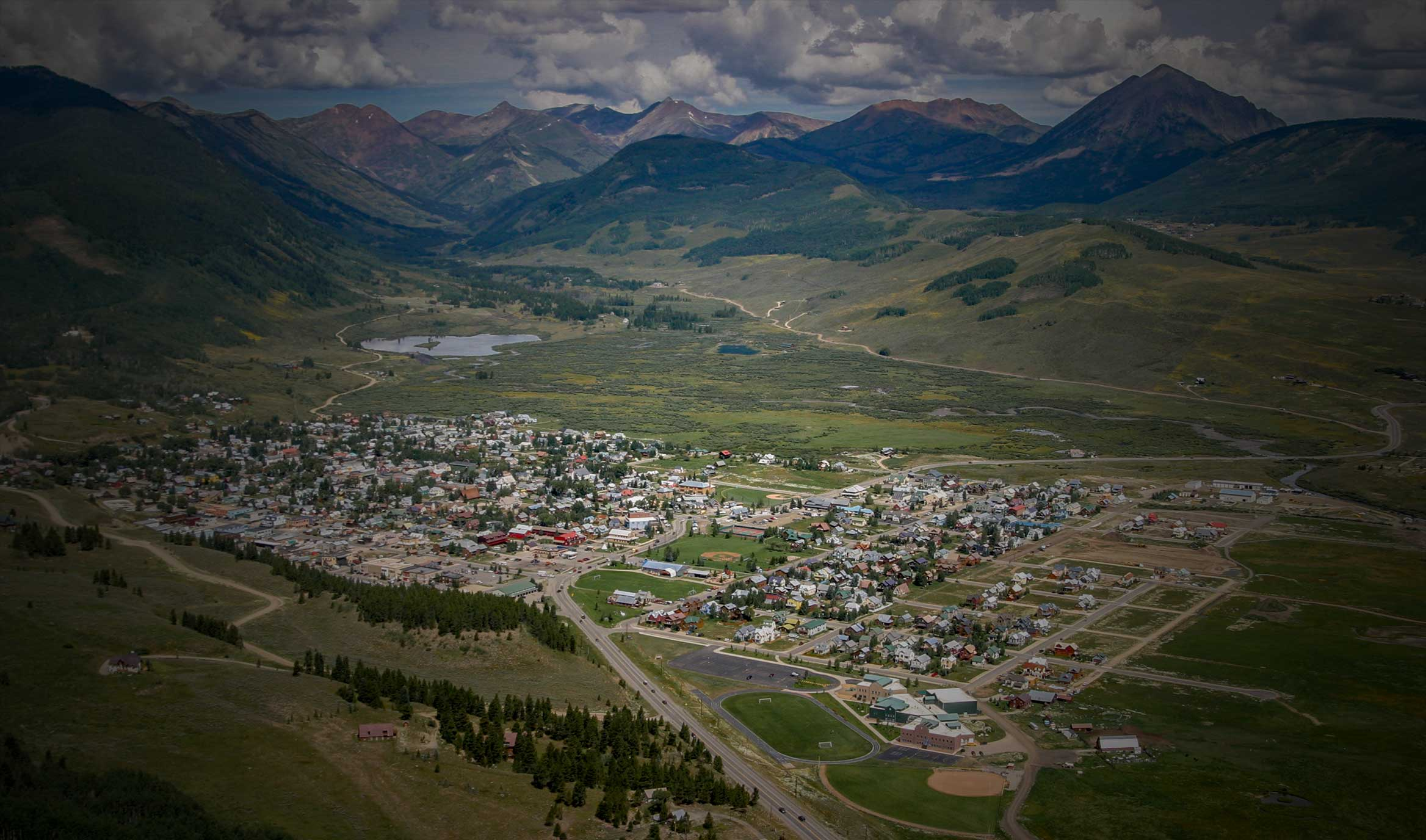 paradisedivideaerial - Crested Butte iPhone Repair