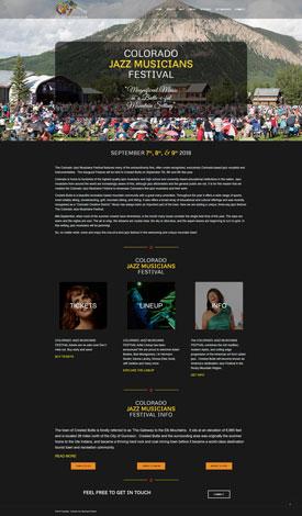 Colorado-Jazz-Musicians-Festival---Crested-Butte,-CO